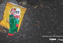 Τα σκουπίδια λένε πολλά για σένα...